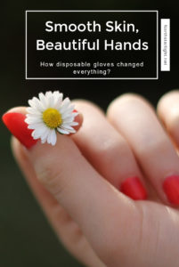 smooth skin, beautiful hands