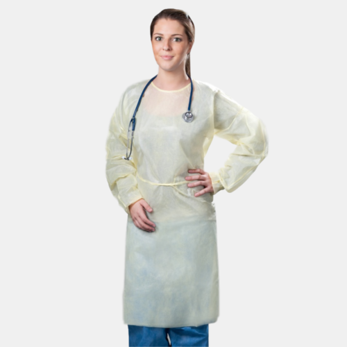 waterproof disposable gowns