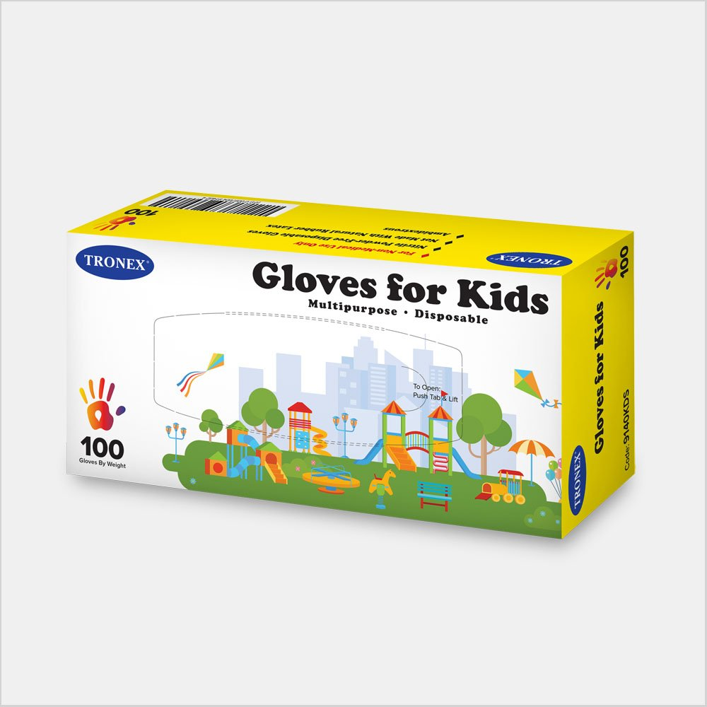 kid nitrile gloves